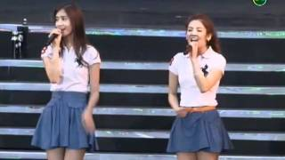 SNSD - Complete @ SMTOWN LIVE 08 BANGKOK Feb07.2009 GIRLS' GENERATION