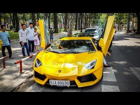 Ngày này năm ngoái, dàn siêu xe đại gia Sài Gòn có gì Hot?