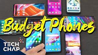 7 Great Budget Phones - December 2020! (under £200)