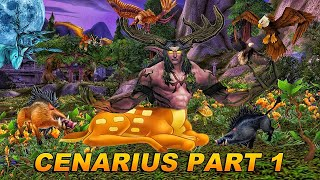 The Story of Cenarius - Part 1 of 2 [Lore]