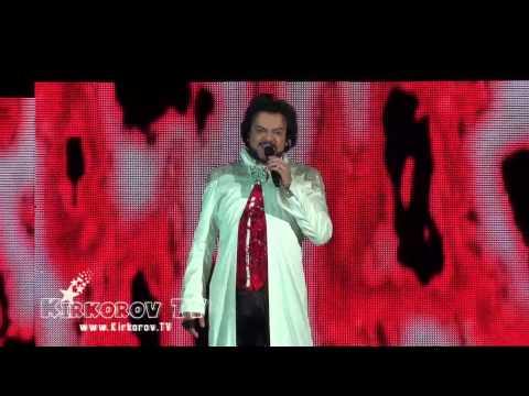 """Филипп Киркоров - """"Дива"""" Днепропетровск 7 октября 2013"""