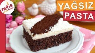 Yağsız Damat Pastası - Sıfır yağ ile yumuşacık bir pasta