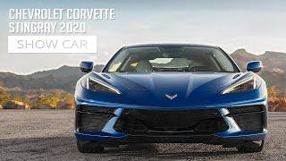 Chevrolet Corvette Stingray 2020 - Show Car