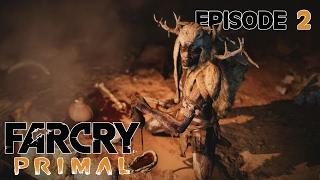 Far Cry Primal - Ep 2 - La Drogue de la PréHistoire - Let's Play FR ᴴᴰ