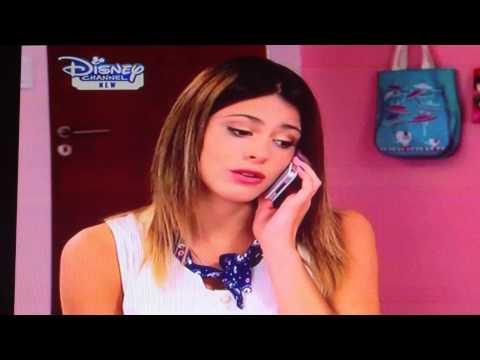 Violetta 2 Leon Talks To Vilu