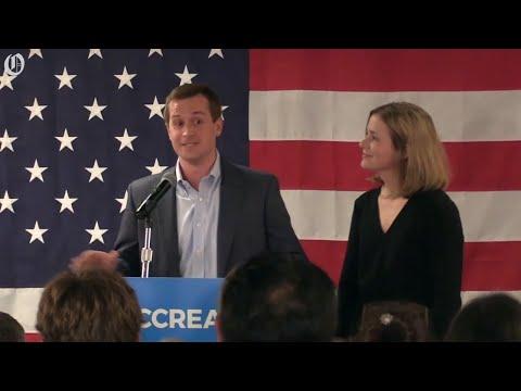 Democrat Dan McCready concedes North Carolina 9th District special election