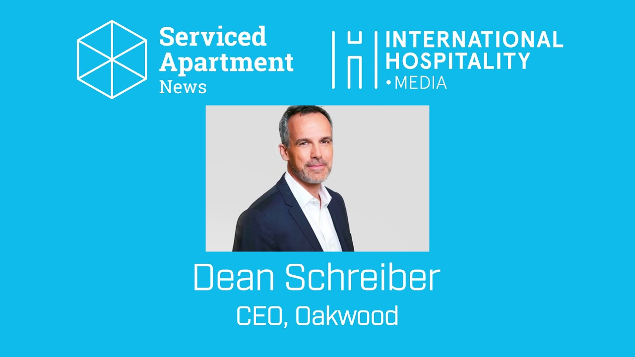 SAN podcast: Oakwood's Dean Schreiber on exiting agency and attracting investors to serviced apartments