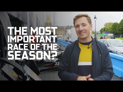 The Most Important Race Of The Season? Full Race Preview | 2019 Paris E-Prix