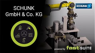 SCHUNK GmbH & Co. KG powerd by FASTSUITE