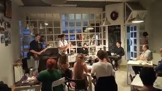 Video Martin Rufer Quartet - Strasbourg st. Denis