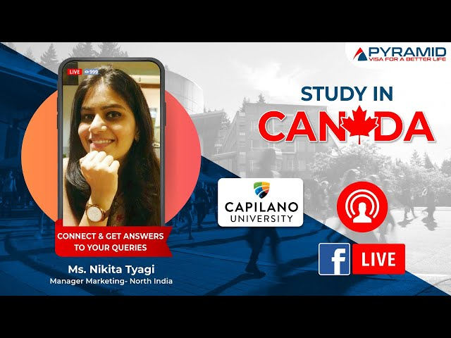 Live Interaction with delegate of Capilano University!!!
