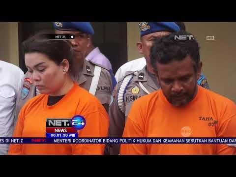 Polisi Tangkap Pemasok Sabu di Kota Medan - NET24