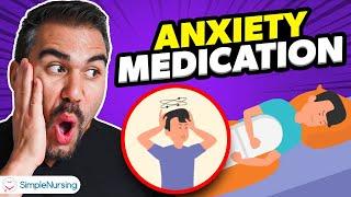 Pharmacology - Anxiety Medication