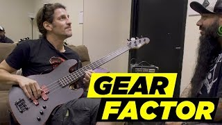 Anthrax's Frank Bello Plays His Favorite Bass Lines
