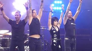 """Everyday People"" Joan Jett & the Blackhearts@Giant Center Hershey, PA 6/30/18"