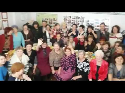 День пожилого человека в Татарском культурном центре