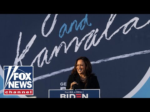 Live: Sen. Kamala Harris holds a voter mobilization event in Reno