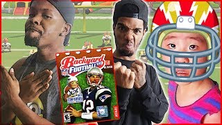 THE REMATCH! HAS KAWAGUCCI MET HER MATCH?! - Backyard Football 09' | #ThrowbackThursday