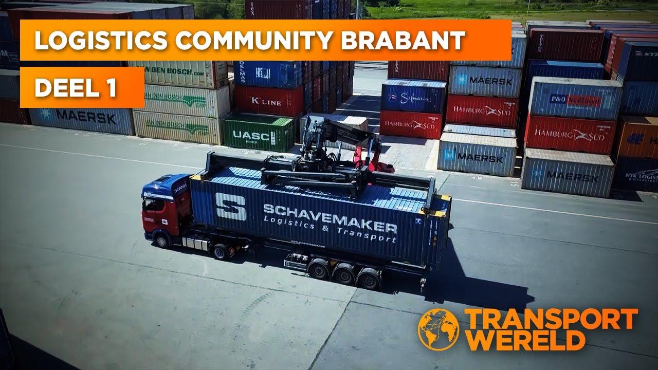 Logistics Community Brabant – Joint Corridor – deel 1