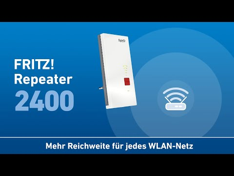 AVM FRITZ!Repeater 2400 WLAN Mesh CH (1733Mbit/s, 600Mbit/s)
