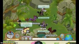 animal jam full journey book and new birds of paradise