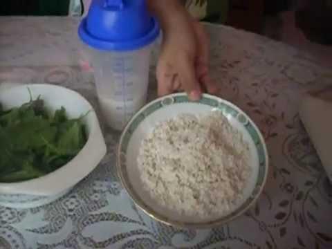 Video resep nasi hijau bayam | www-masak-masakan.blogspot.com/