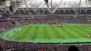 Im Forever Blowing Bubbles - West Ham vs Southampton 31/3-2018