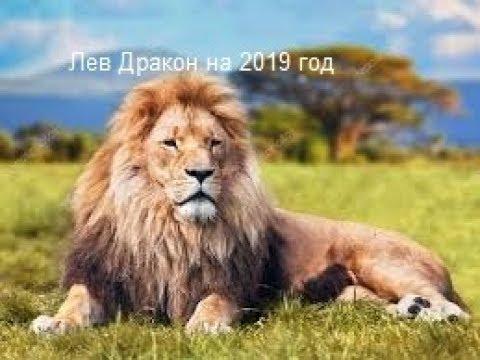 Лев Дракон мужчина 2019 год от J Dzay