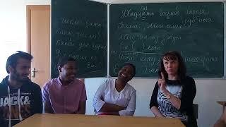 Русский язык для иностранцев. Russian language for foreigners. Larisa Murnaeva.