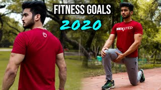 My Fitness Goals For 2020 💪