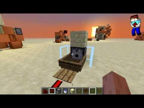 [Minecraft] Урок 90: Новый Т-Триггер! (1.3.1)