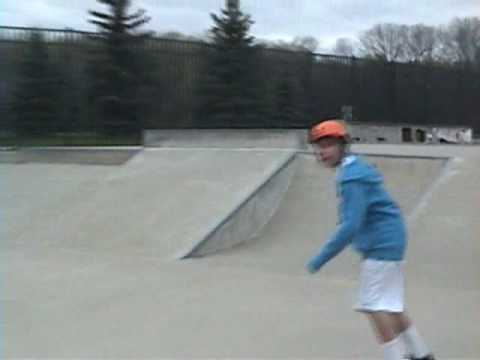 Westland Skatepark Michigan