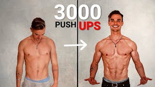 200 Push Ups For 30 DAYS Challenge - Honest Results