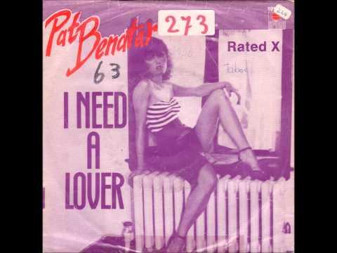 Pat Benatar - I Need A Lover (Vinyl Single)