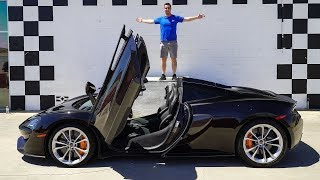My Next Car?! EXTREMELY IMPRESSED WITH THIS $250,000 MCLAREN