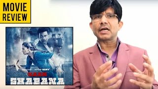 It's my review of film Naam Shabana Pls watch and share for others