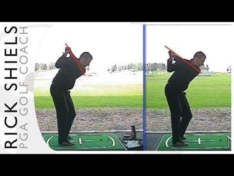 Golf Slice To Draw In One Lesson