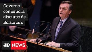 Fala de Bolsonaro na Assembleia da ONU é alvo de críticas no Congresso