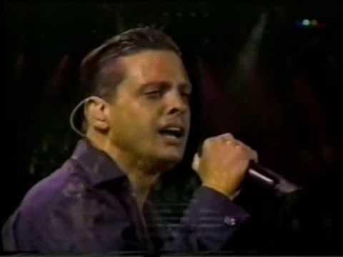 Luis Miguel TODO Y NADA en vivo, 1996