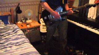 Pressure Point   The Zutons   Guitar Cover