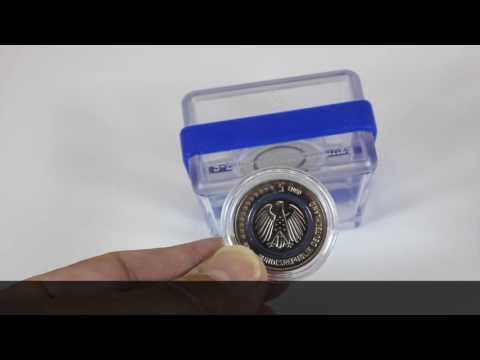 Münzen sammeln 5 Euro Planet Erde