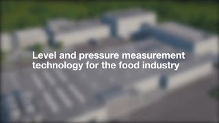Grip on process from simple to complex: VEGA extends its sensor portfolio for food production