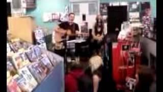 cathy Crescendo - Acrobat (Johnathan Rice cover)