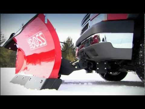 BOSS SmartHitch 2 Snowplow Attachment System