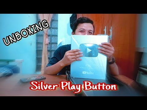 Unboxing Silver Play Button!!