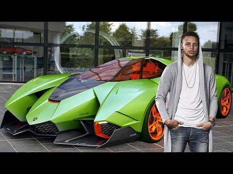 The Rich Life Of Stephen Curry ★ 2018