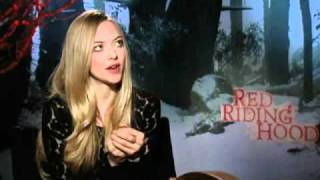 Красная шапочка , Amanda Seyfried -- Red Riding Hood Interview