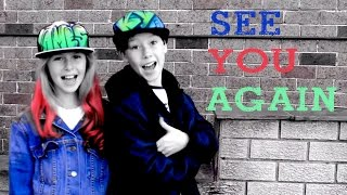 See You Again - Wiz Khalifa ft. Charlie Puth cover by Ky Baldwin ft. Amy Baldwin
