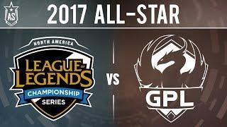 NA vs SEA - All-Star Event 2017 - North America vs Southeast Asia