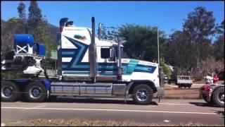 Самый большой в мире грузовик в мире, экстремальные автоперевозки - перевозка негабарита, тяжеловесн